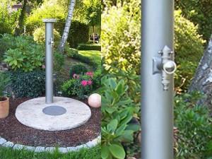 Brunnenanlage - de greiff design