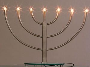 Lichtobjekt »Menora« KGK 42 - de greiff design