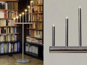 Lichtobjekt »Lichtorgel« KGK 48 - de greiff design