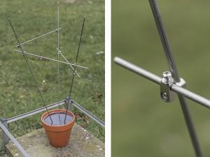 Pflanzenstützen KGF 61 - de greiff design